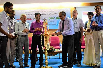 INAUGURATION OF NATIONAL SCIENCE DAY