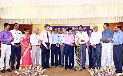 B. Tech Induction Ceremony 2016