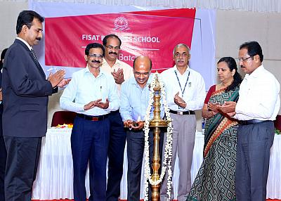 MBA Programme 2015 - 17 Inaugurated