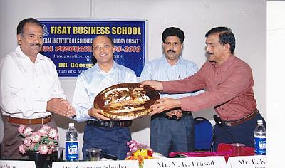 MBA Programme 2008 Inaugurated
