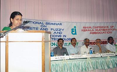 National Seminar on Discrete and Fuzzy Mathematics