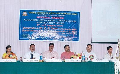 National Seminar on Advanced Networking Technologies and Security Issues