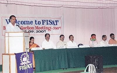 Induction programme 2007