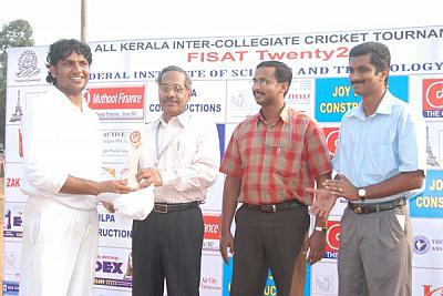 FISAT Twenty20 Cricket Tournament