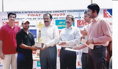 Cricket For The Blind