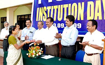 Institution Day 2009