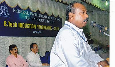 Induction Programme 2010