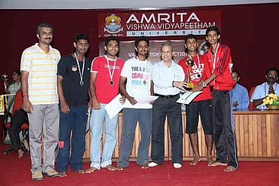 South Zone Inter University Table Tennis Tournament