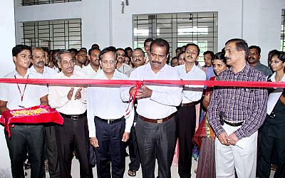 MECHANICAL WORKSHOP INAUGURATED