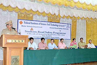 ROAD SAFETY SEMINAR