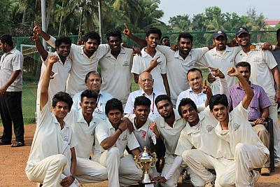 FISAT won Rajagiri Trophy