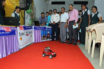 CMOS -Exhibition by CSE Dept