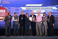 KMA AWARD FOR GREEN INITIATIVES IMPLIMENTED