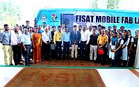 INAUGURATION OF MOBILE FAB LAB
