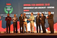 ENVIRONMENT AND GREEN INITITATIVE AWARD