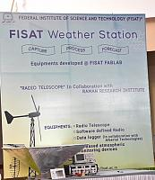 FISAT Weather station
