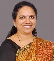 Ms. ANITHA P- Chairman, Governing Body