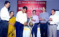 MBA Programme 2014 - 16 Inaugurated