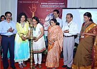 Reema kallunkal inaugurates Blood donation and Organ drive