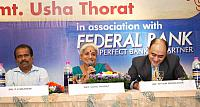 FBS Annual Lecture Series- Maiden Talk by Smt. Usha Thorat
