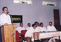 Induction Programme 2003