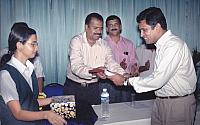Felicitation for Students who got Placements