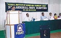 PTA General body meeting 2005