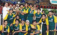 FISAT Twenty20 Cricket Tournament.