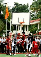 M G University Inter collegiate Basketball Tournament