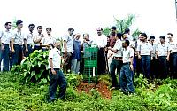 Tree Planting at Aluva by SWAN