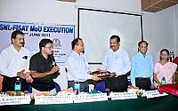 FISAT SIGNS MoU WITH BSNL