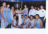Second All Kerala Inter Collegiate Basketball Tournament