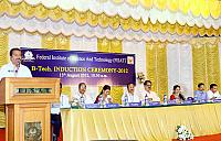 INDUCTION PROGRAMME - 2012