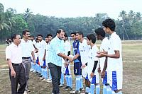 FISAT Trophy Inter Collegiate Football Tournament