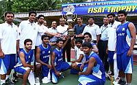 FISAT Trophy Inter Collegiate Basketball Tournament