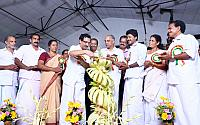 Green House inaugurated