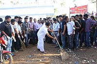 Cleaning campagin at Ernakulam