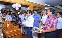 Digital check in - check out system inaugurated